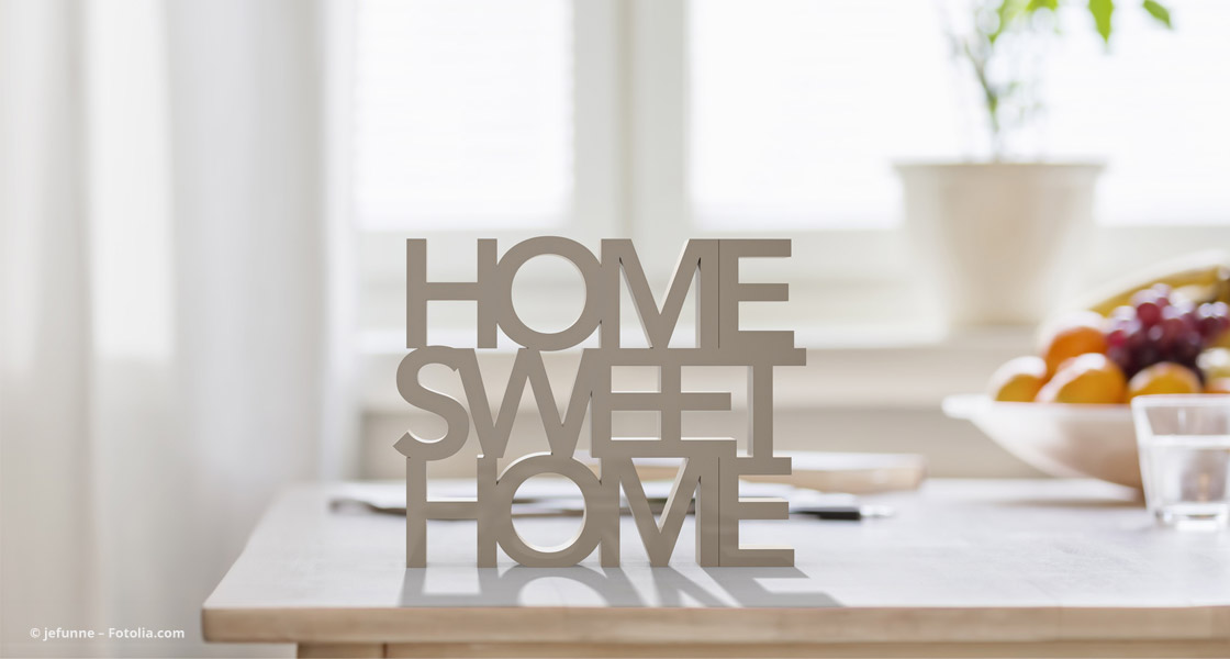 Home Sweet Home © jefunne –Fotolia.com