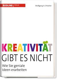 """Buchcover """"Kreativität gibt es nicht"""""""