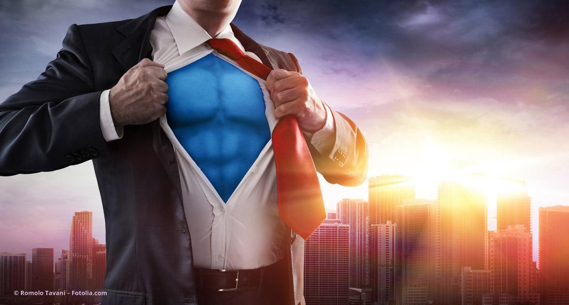 Superkraft durch eine klare Positionierung