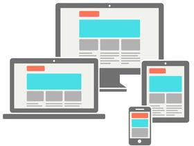 Mobiloptimierte Ausgabe des Blogs