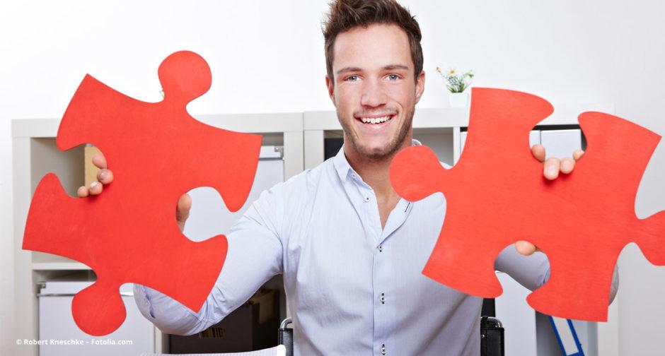 Passen die Puzzleteile? © Robert Kneschke – Fotolia.com